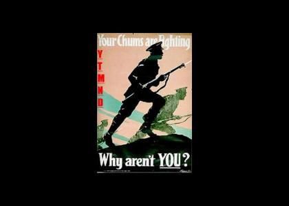 Enlist...