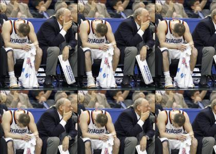 NCAA Tourney is def emo