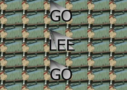 Rock Lee vs Gaara (updated!)