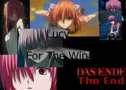 Lucy For The Win!