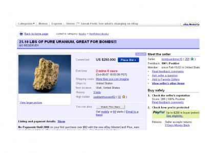 eBay: what