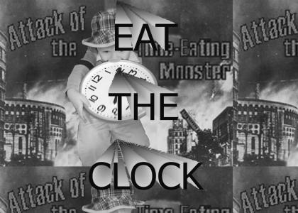Eat The Clock