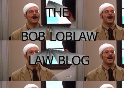 Bob Loblaw Law Blog