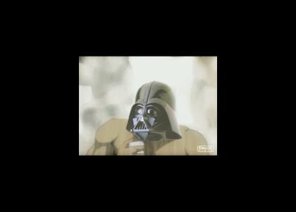 Vader Drops The Soap