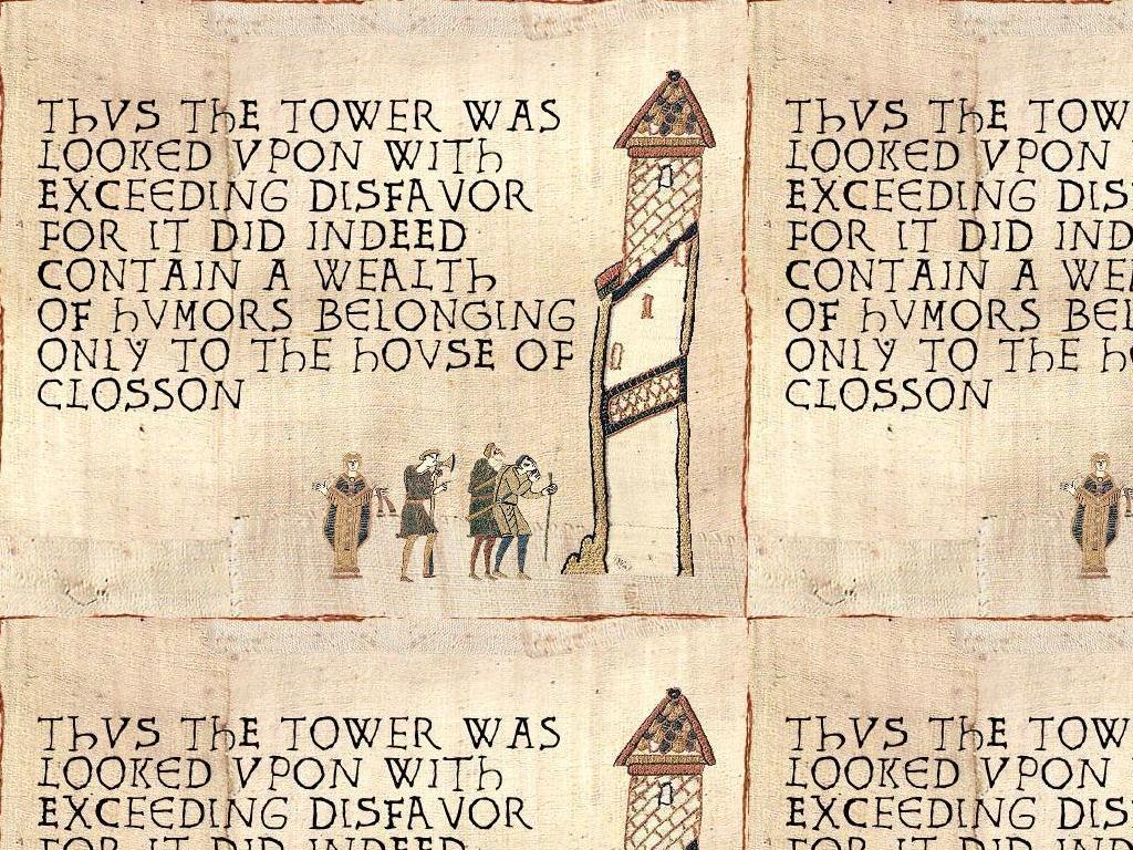 medievaltower