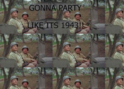 General Patton Goes to the Club