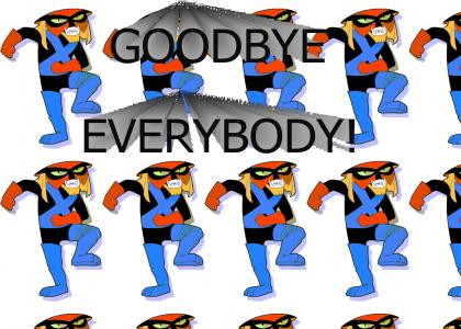 Brak says goodbye! (long load time for song)
