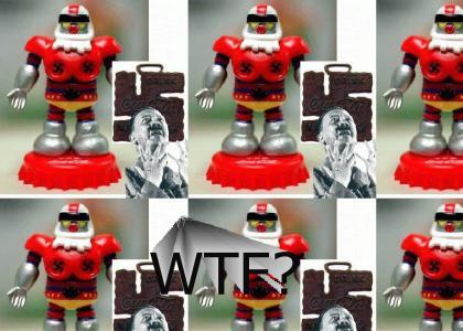 OMG, Secret Nazi Coca Cola Robot ?!?!