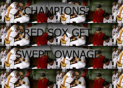 Oh world champion red sox?