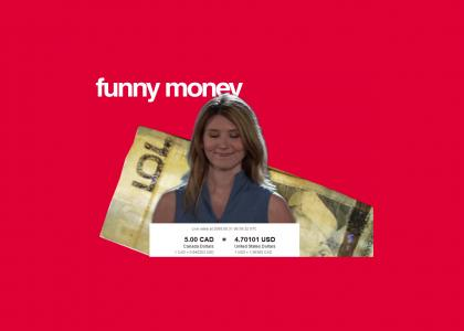 funny money (pronounced 'zed')