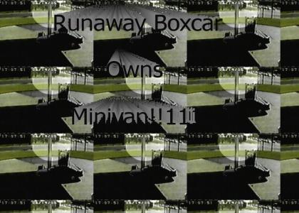 Runaway Traincar (update sound)