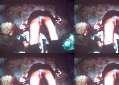 Resident Evil 4 Ashley