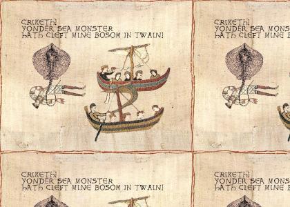Medieval Steve Irwin