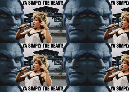 Ya Simply The..Beast.