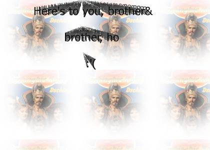 In Remembrance of Louis Hendrik Potgieter