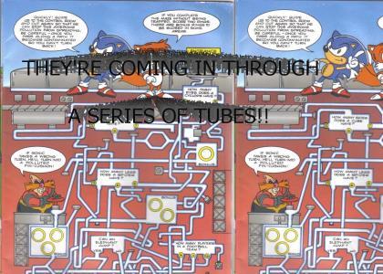 Sonic's YTMND Invasion Plan Revealed!!