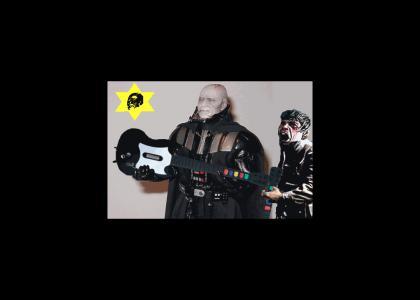 Ugly Vader defeats Ugly Luke