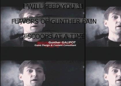 I AM GUNTHER!!  ROWROWROWR ROWROWR