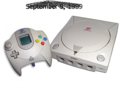 Happy 10th Birthday Dreamcast!