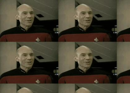Picard has Brain Damage