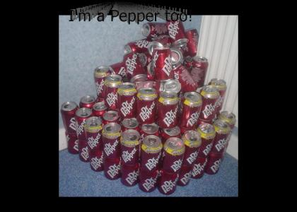 When Dr Pepper takes over...