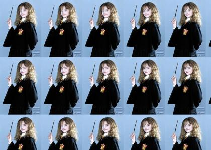 Hermione's (Emma) New Spell