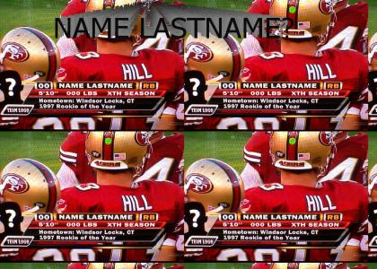 The Return of Name Lastname