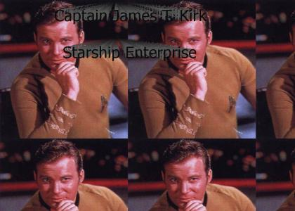 Kirk Song (An homage to Picard)
