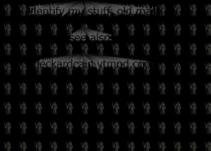Diablo II: Deckard Cain