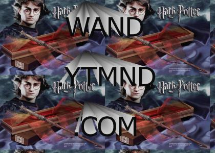 Harry Potter Domain Grabbing Day: Wand