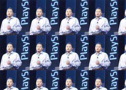 Kaz Hirai PS3 Jam