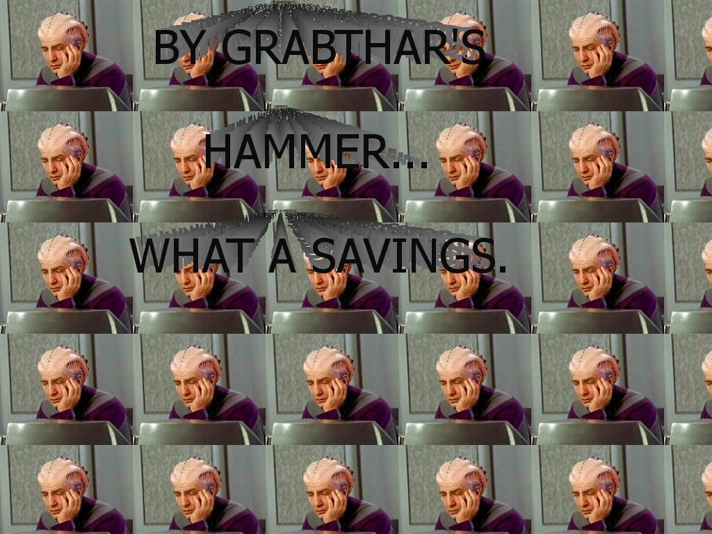 grabthar