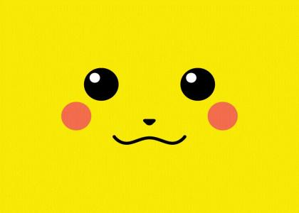 Pikachu...Stares Into Your Soul