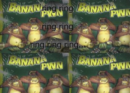 Banana Pwn