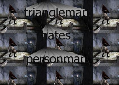 triangle man (silent hill 2)
