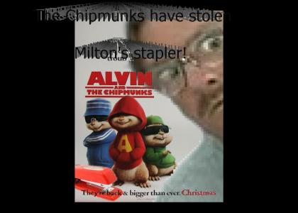 Milton and the Chipmunks