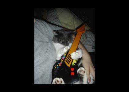 CatFist: Cat Metal!
