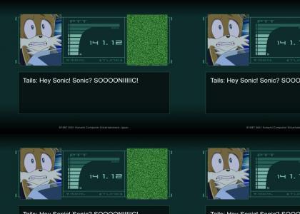 Metal Gear Sonic