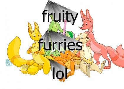 Techno: Fruity Furries