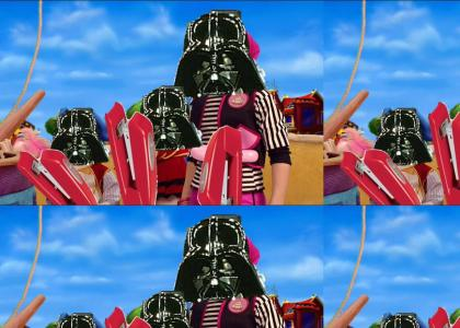 CONTEST: Darth Stapler has multiplied!