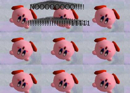 Kirby NOOOOOO