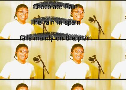 Chocolate Rain Remix