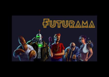 New Futurama