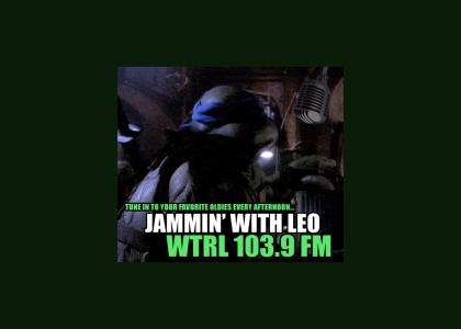TMNTMND: Jammin' with Leo
