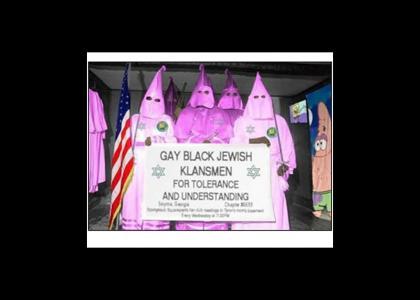 OMG! Gay Klansmen?!?!?
