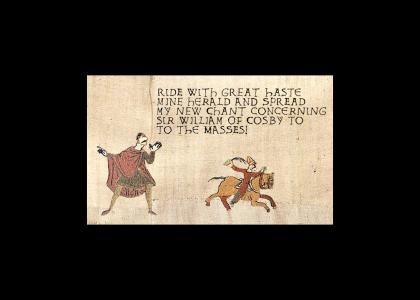 Medieval Cosby Fad