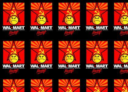Wal*Mart...it sucks, i know...