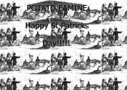Irish People Had One Weakness.....