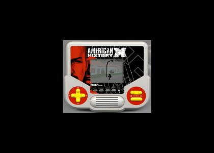 American History X TIGER HANDHELD!