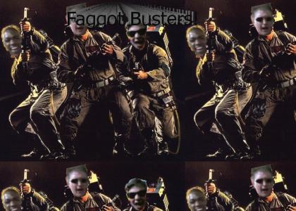 Faggot Busters